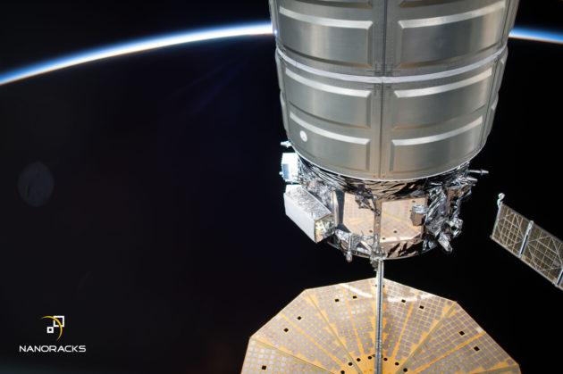 Cygnus deployer