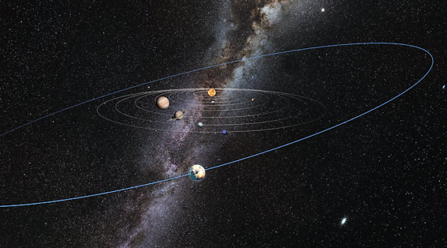 Scientists Have Found Evidence of Earth-Sized Planet in the Kuiper Belt