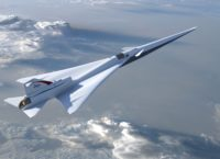 Low Boom Flight Demonstration aircraft