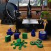 BuildOne 3D Printer early prototype