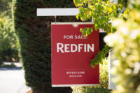 Redfin sale sign