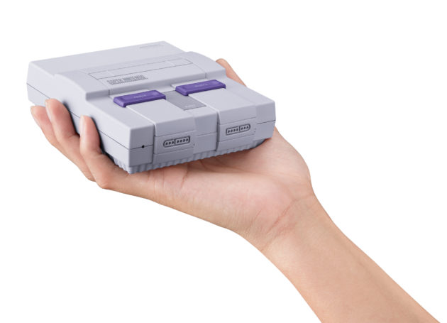 How to improve the SNES Classic's lineup of games with an