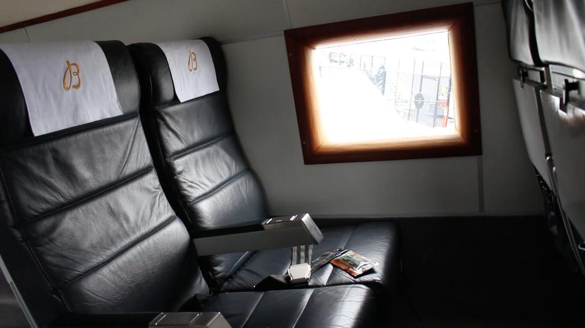 DC-3 seats
