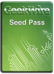 GeekWire Seed Pass