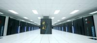 China's Taihu Light supercomputer is the most powerful computer in the world as of November 2016, capable of hitting 93 peta-flops (floating-point operations per second). (Top 500 photo)