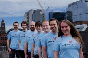The Vendorhawk team. (Vendorhawk photo)