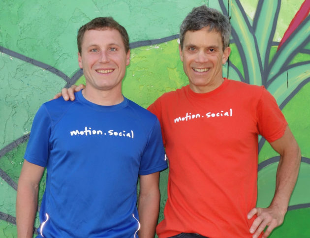 Startup Spotlight: motion.social is a fitness app that connects users around common interests