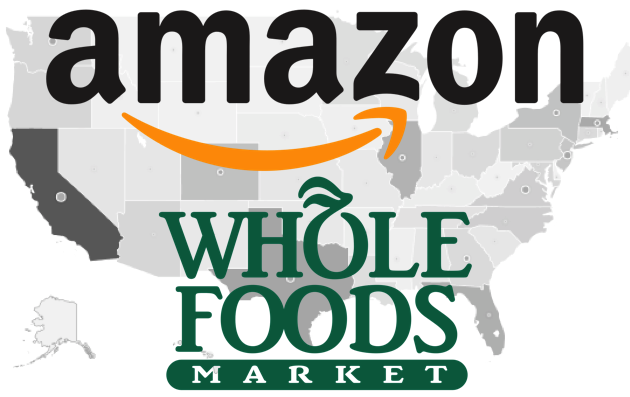 Amazons 137 Billion Purchase Of Whole Foods Market The Largest Acquisition In Seattle Companys History Will Give E Commerce Giant A Much