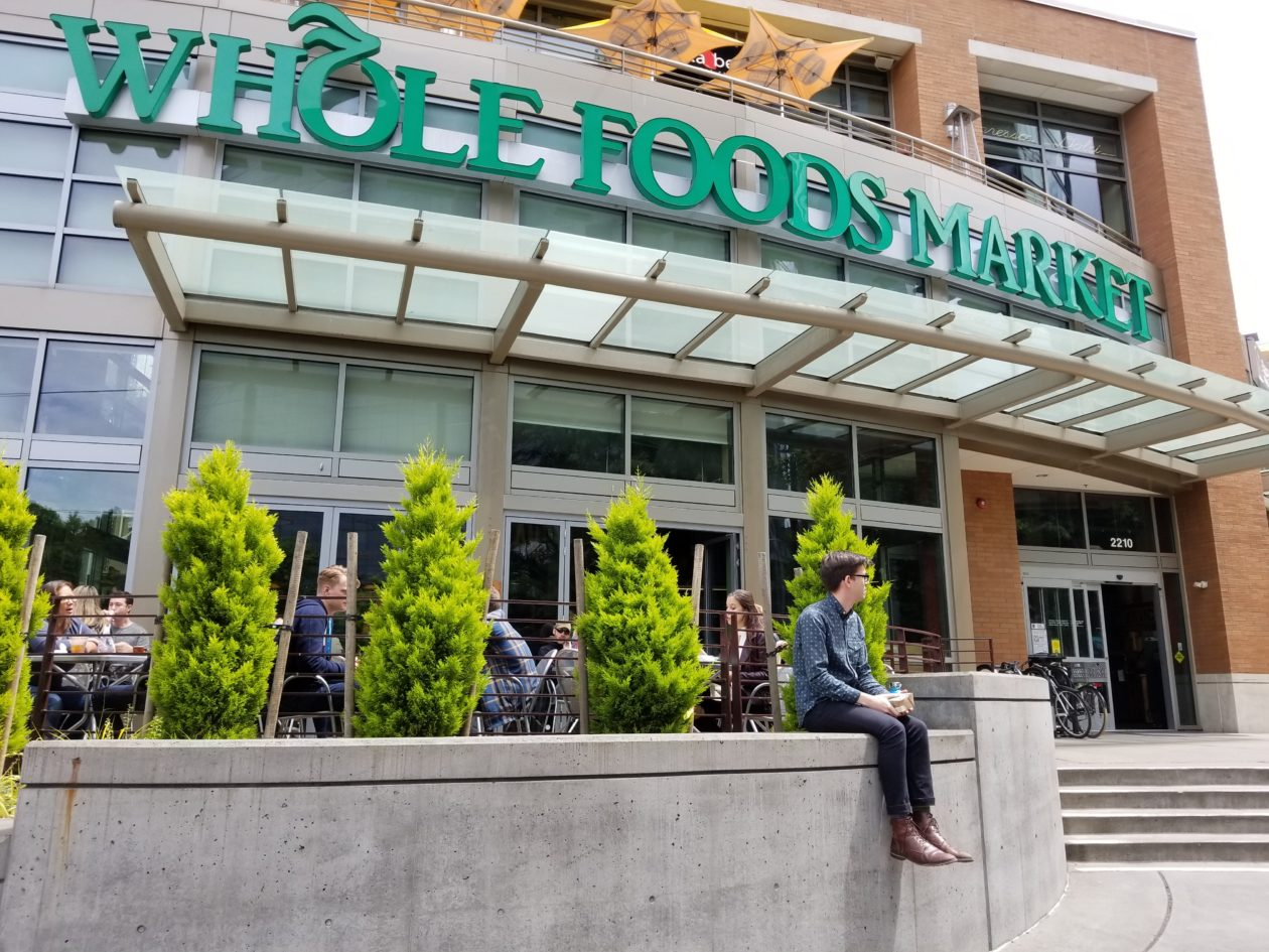 Whole Foods profits dip more than 11% with big Amazon ...
