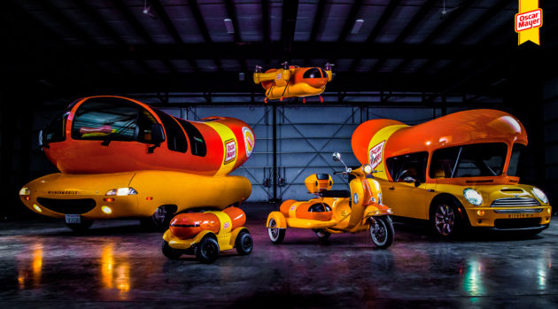 Oscar Mayer expands WienerFleet - adding WienerDrone and WienerCycle