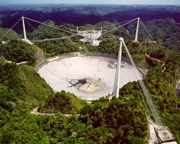 Risultati immagini per Ross 128, alien signal, arecibo