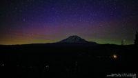 Mount Adams aurorar