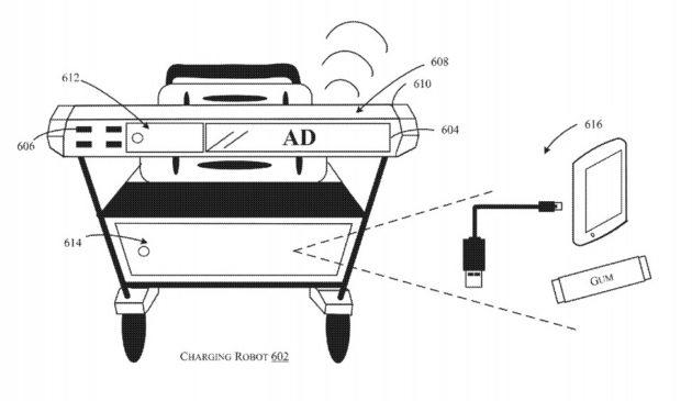 Amazon robot concept