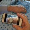 Augmented-reality photoillustration