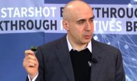 Yuri Milner with Sprite