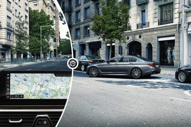 Навигация для BMW