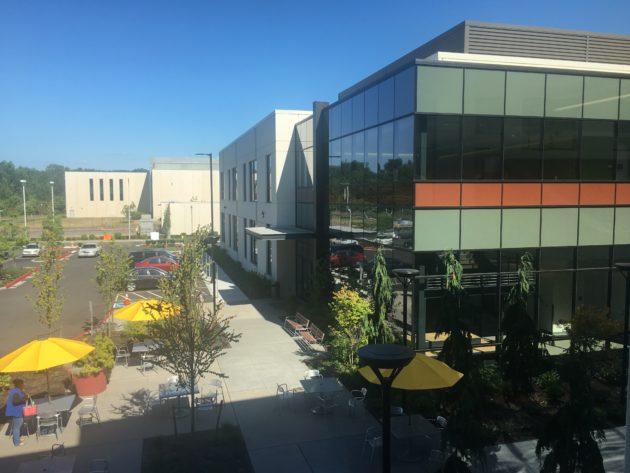 Kaiser-Permanente campus