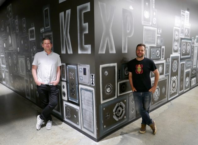 KEXP digital team