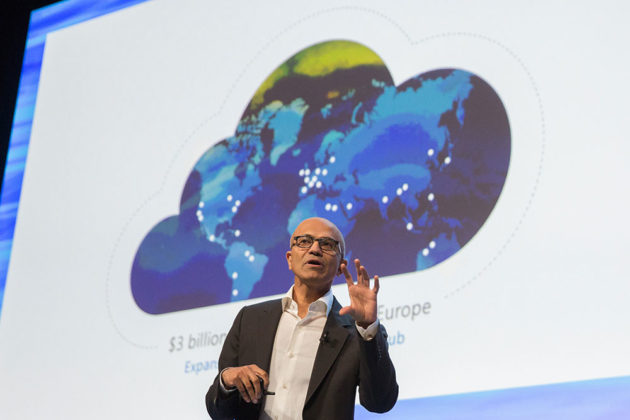 Microsoft unveils Azure Container Instances, joins Cloud Native group, isolating AWS on Kubernetes