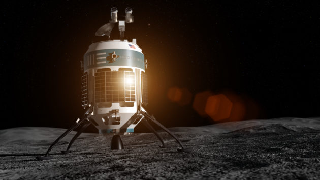 Moon soon? Lunar XPrize lives on, minus Google