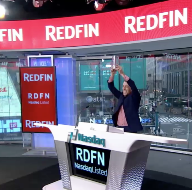 Real estate site Redfin soars 45% after IPO