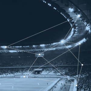 Now that the Bluetooth standard supports mesh networking, connected buildings like this stadium could really start to take off. (Bluetooth SIG Photo)