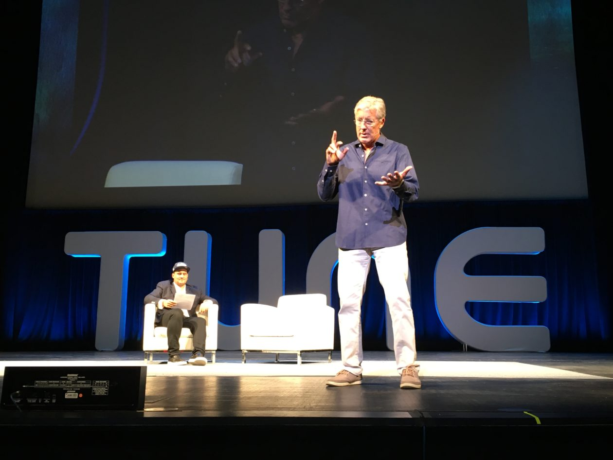 Leadership Lessons From Pete Carroll Develop A Personal Philosophy And Preach It To Your Team