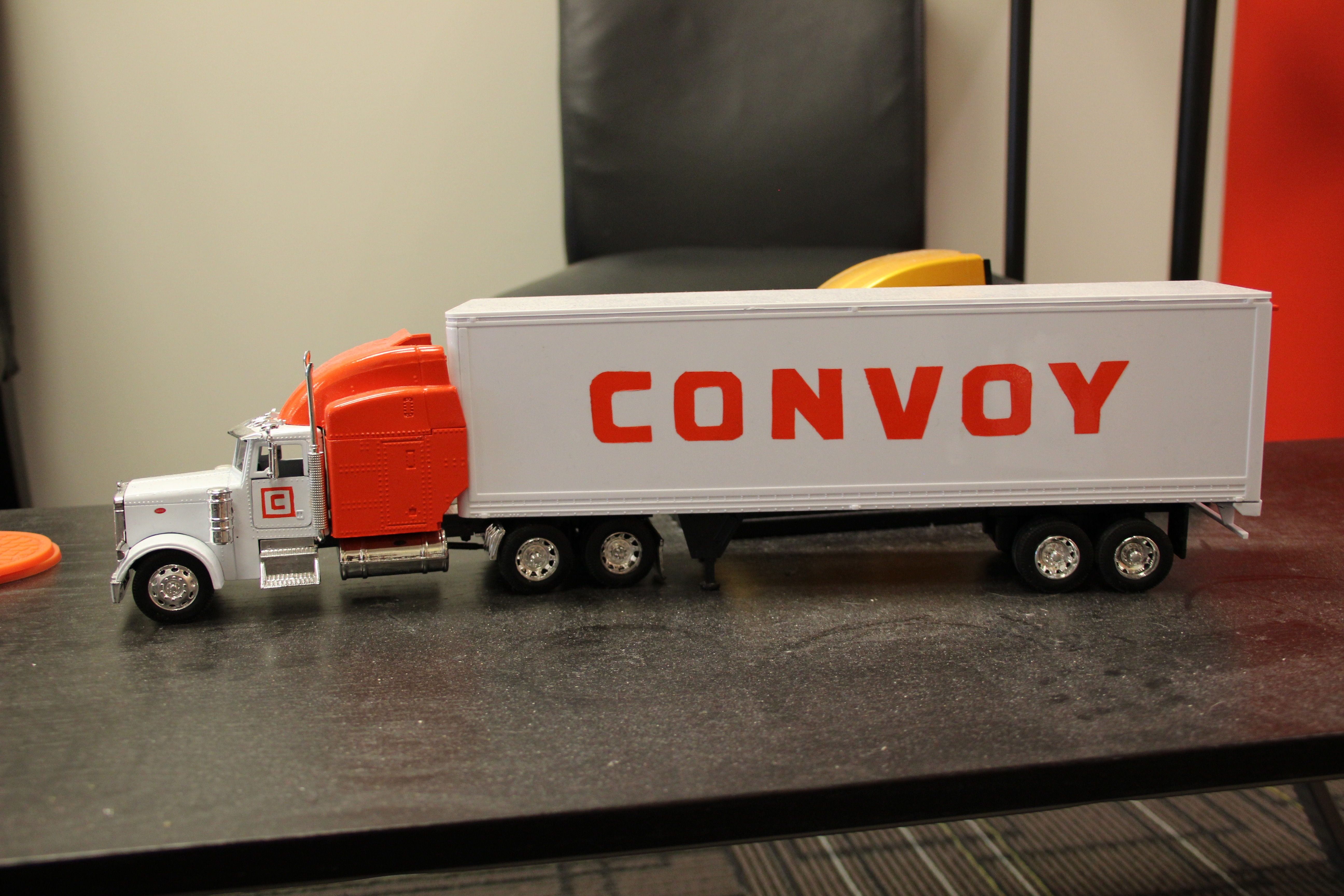 Trucking startup Convoy partners with Goodyear, surpasses