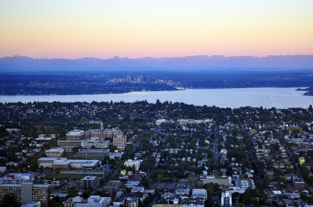 Washington state's economy ranked highest in the nation despite relatively low investment per capita