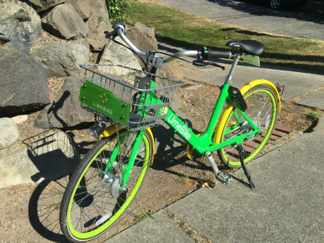 Testing the new breed of bike sharing: We pitted Spin vs
