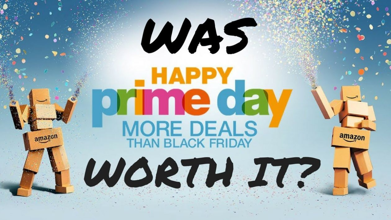 Prime day is a big deal for amazon but is it a good deal for prime members geekwire