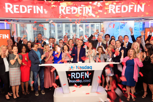 Redfin stock down as tech-powered real estate brokerage falls short of expectations in second quarter as public company