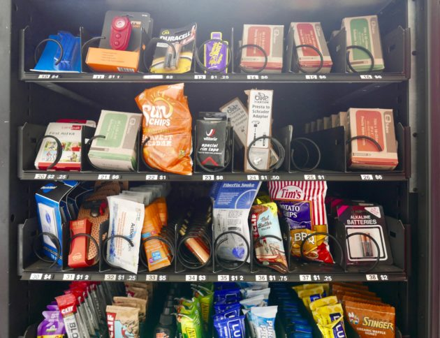 Rider Oasis Launches In Seattle With Hope That Vending Machines
