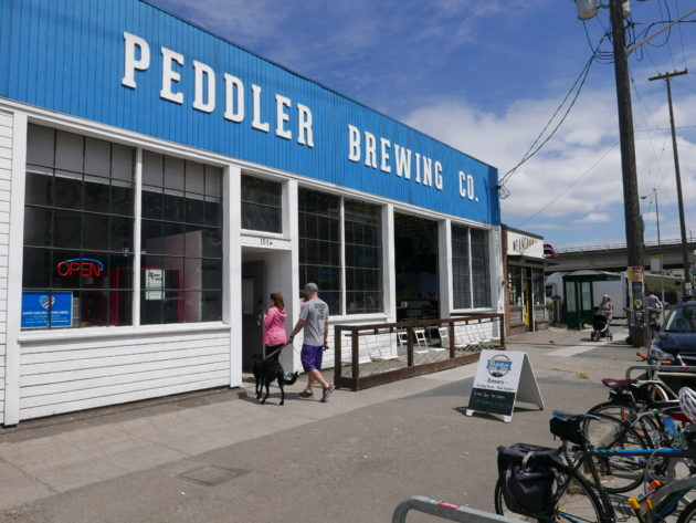 Peddler Brewing Co.