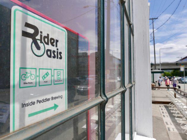 Rider Oasis