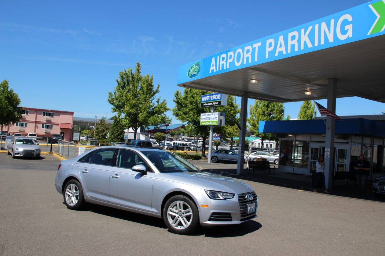Testing Silvercar Audi Owned Rental Car Company Offers