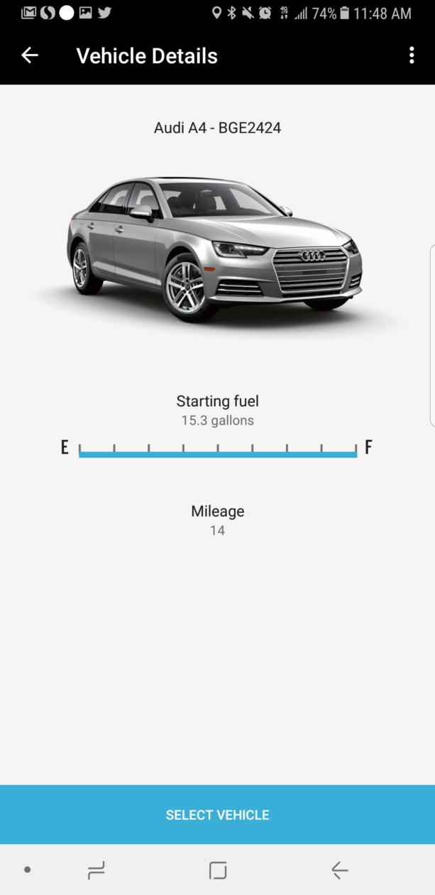 Am Car Rental Pick Up What Happens