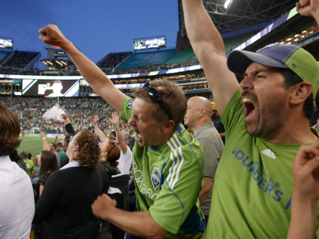 Sounders FC replaces Ticketmaster with SeatGeek's tech
