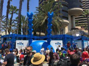 The Tick at Comic-Con