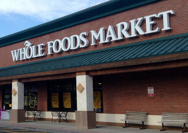 Amazon's plans for Whole Foods drives Supermarket stocks down