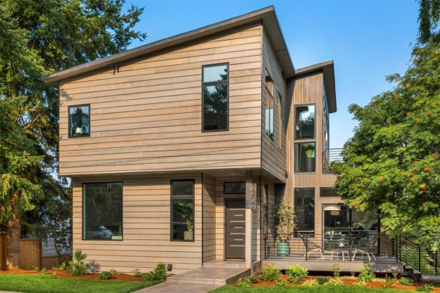 Magnolia Light-Filled Contemporary – Geek Home of the Week