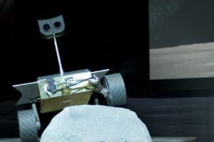 XPRIZE moon rover