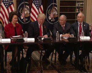 Trump Strategic and Policy Forum