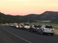 Oregon eclipse traffic