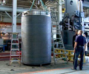 OceanGate Cyclops 2 pressure vessel