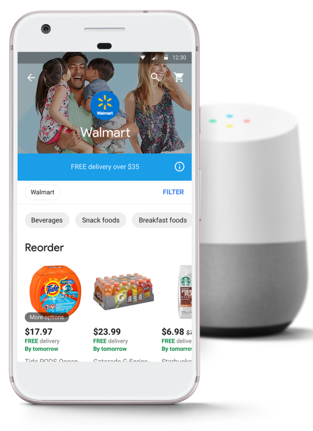 Watch Out Amazon Google And Walmart Form Ecommerce Alliance To - Free invoice format in word walmart store online