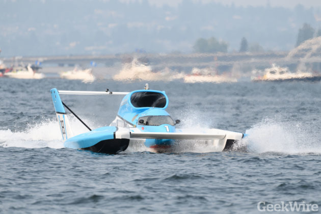How love for a girl and fast boats led hydroplane champ Jimmy Shane