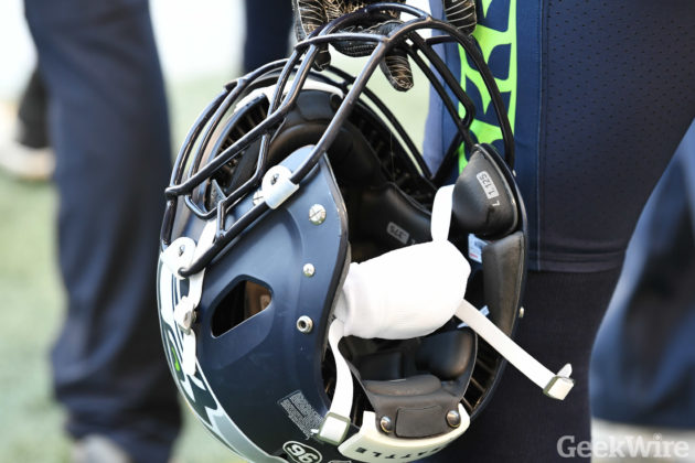 d65ebf4c96d Seattle Seahawks players talk about their experience wearing new ...