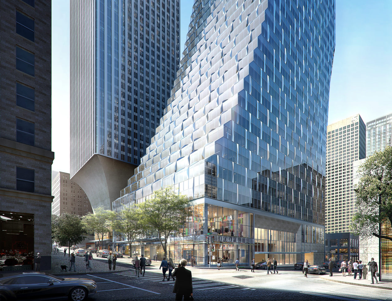 Amazon poised to lease iconic new seattle office tower for Seattle builders