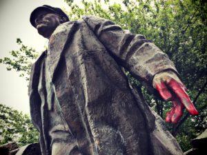 Seattle Lenin statue
